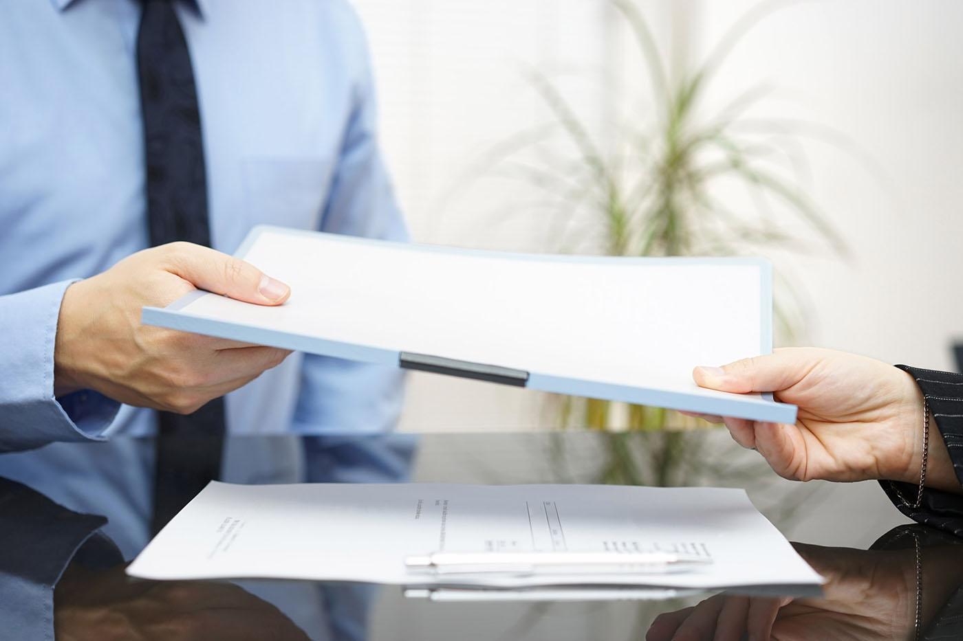 Transcription financière