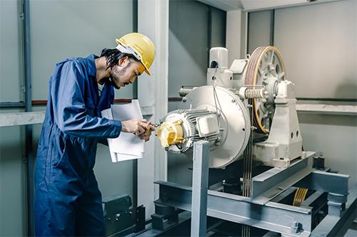 Traduction d'équipement industriel