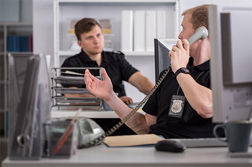 Traduction pour les services de police